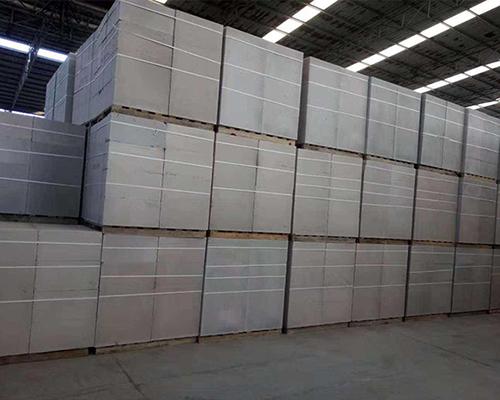 加气砖厂家三步生产出高质量产品